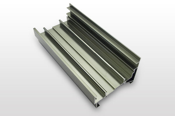 Aluminum Extrusion Profile for Window and Door Frame