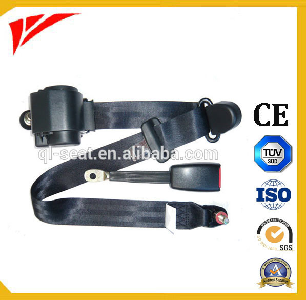 Three Point Universal Bus Car Truck Safety Belt for Sale