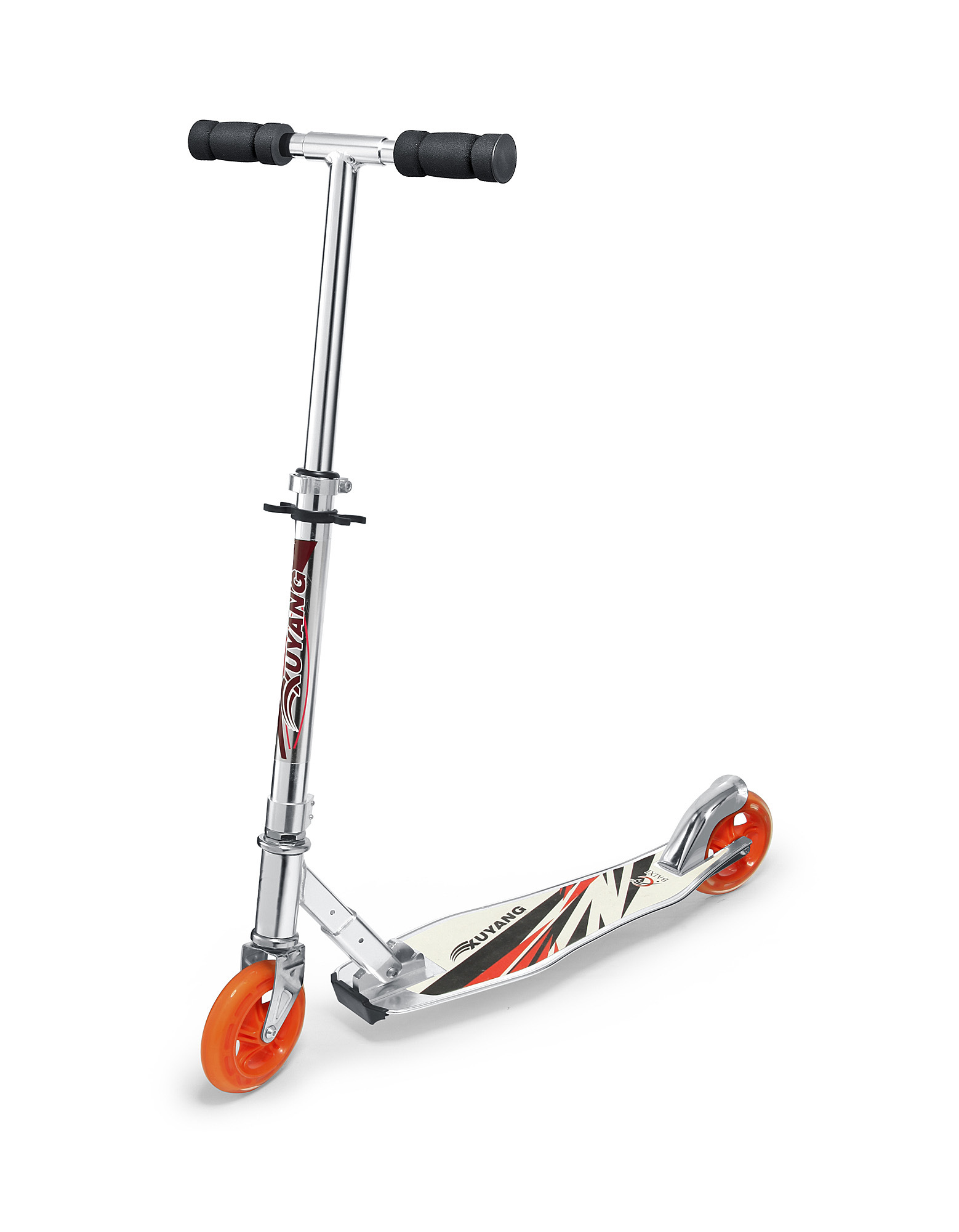 2017 Adult Kick Scooter with 145mm PU Wheel (BX-2MBB-145)