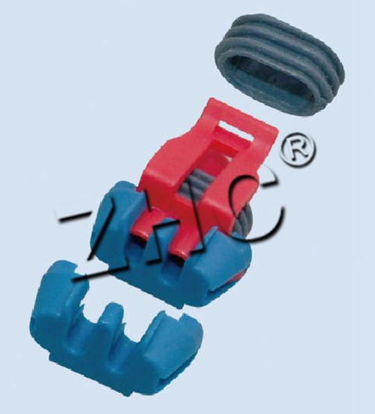 2 Pin Auto/Car Parts-Plastic Connectors (00235)