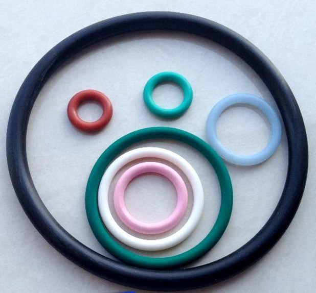 Outsize O-Ring with NBR/ FKM Material