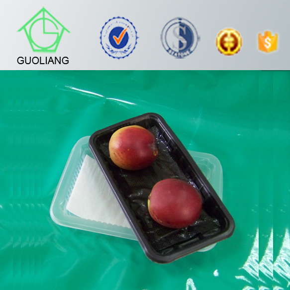 Meat Fish Poultry Packaging Disposable Plastic Food Serving Trays