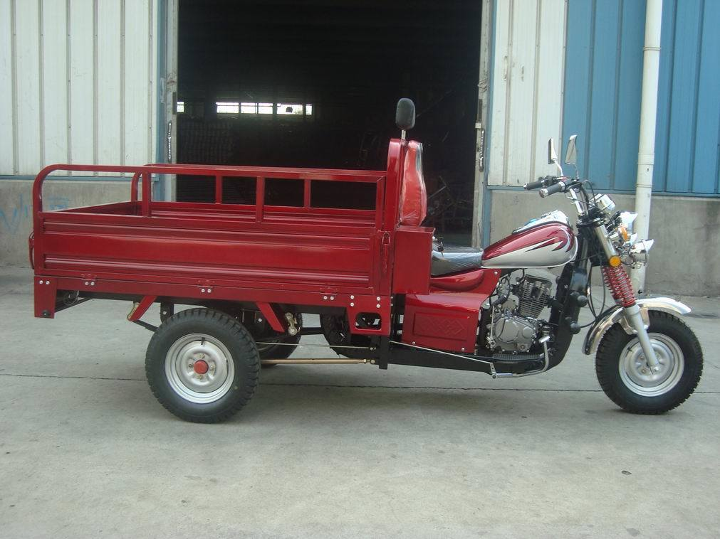 EEC & E-MARK Tricycle (JD150ZH-2)