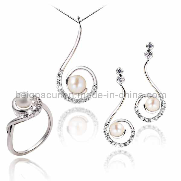 Freshwater Pearls Jewelry Set