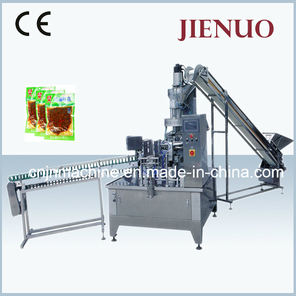Automatic Rotary Pouch Pickles Packing Machine