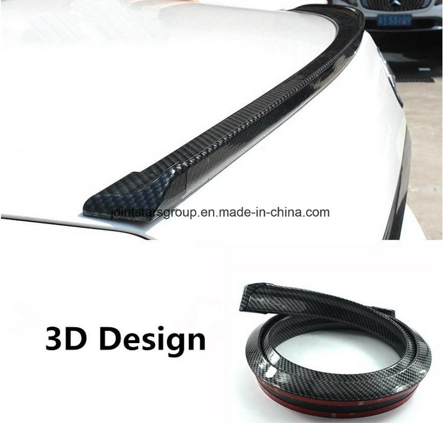 1.5 M Car Carbon Fiber Spoiler Rubber Body Kit/Rear Spoiler/Spoiler/Car Accessories/Automobile Parts/Auto Parts