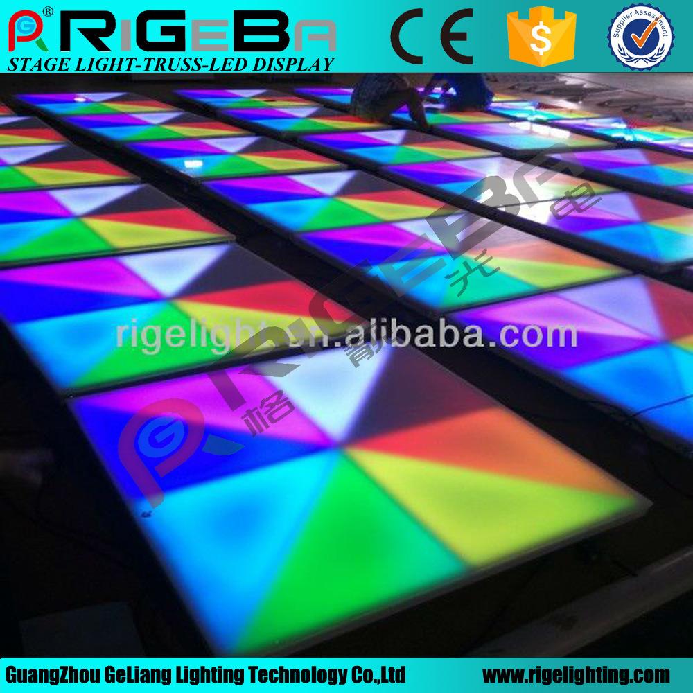 RGB LED Stage Dance Floor Light