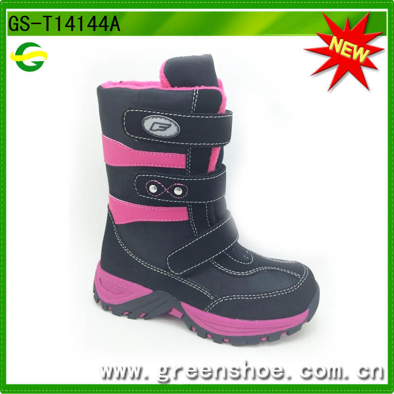 Fashion Kids High-Cut Boots for Winter