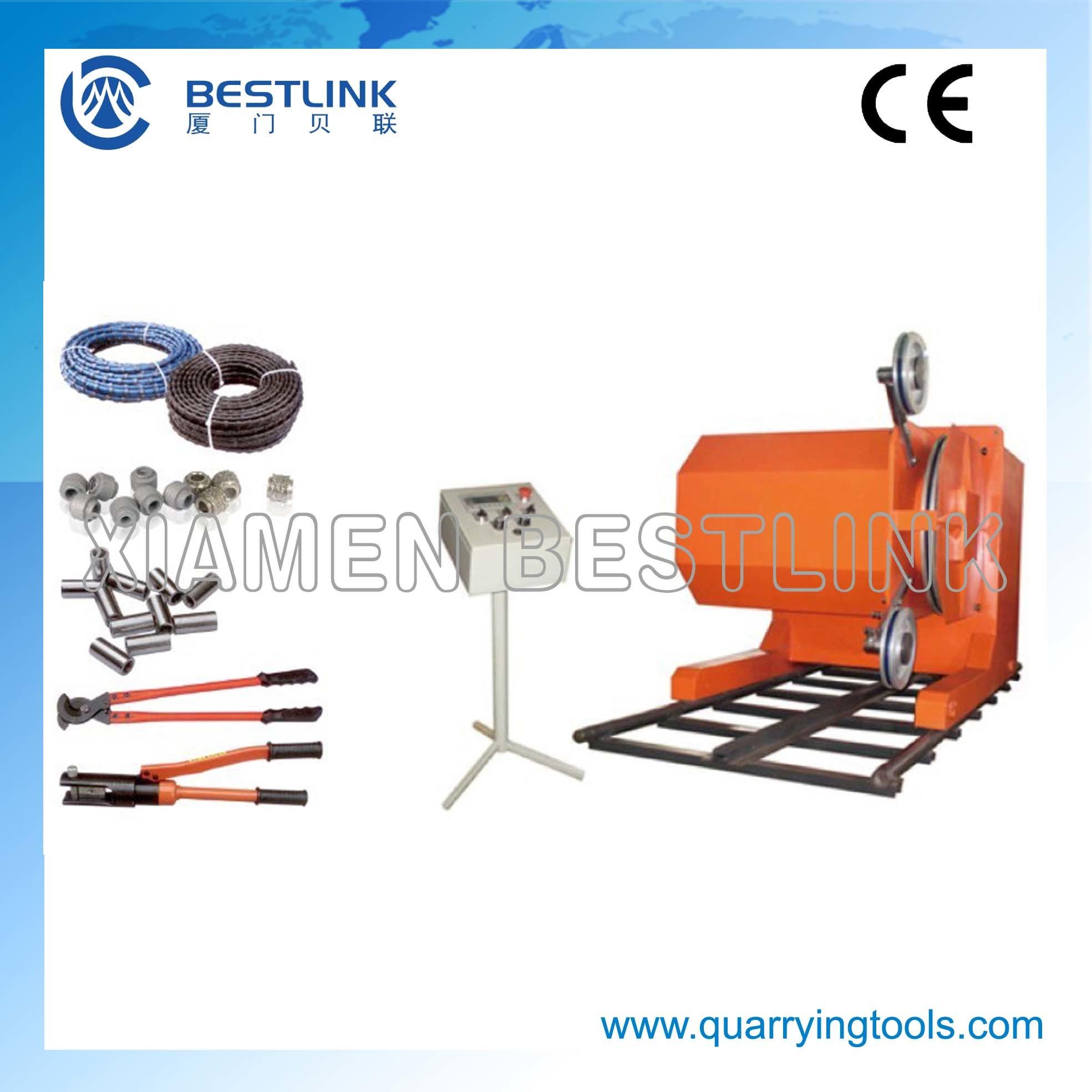 Diamond Wire Saw Machine for Stone Quarry