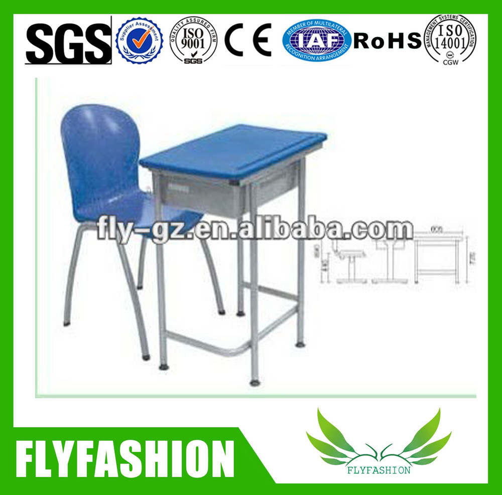 School Desks, School Tables and Chairs, Used Student Desks (TA-54)