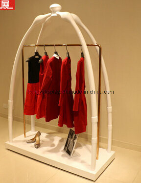 Iron Coat Rack, Display Rack, Display Stand