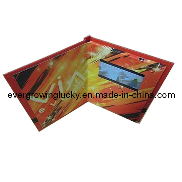 Video Card for Gift, Promotion, Business, Greeting
