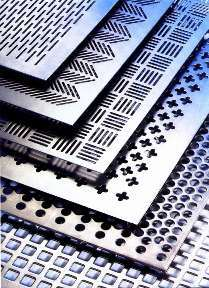 Professional Suppliers of Perforated Sheet Metal