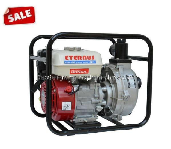 2 Inch Gasoline (Petrol) Honda Engine Water Pump Wp20