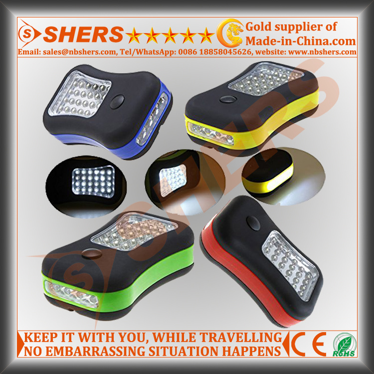 Cordless Portable 24+4PCS LED Working Lamp