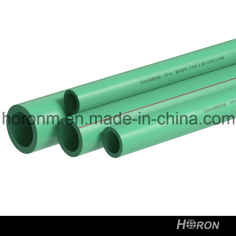 Water Pipe-PPR Pipe-PPR Tube-PP Pipe-Plastic Pipe-Green PPR Pipe
