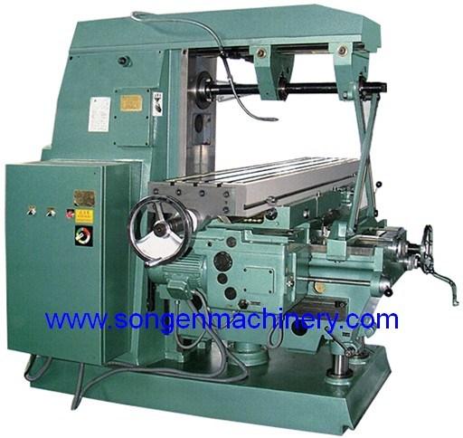 Table 2000X425mm, Knee-Type Plain Horizontal Milling Machine