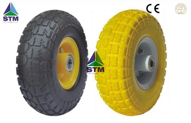 High Quality PU Foam Wheel 3.50-4