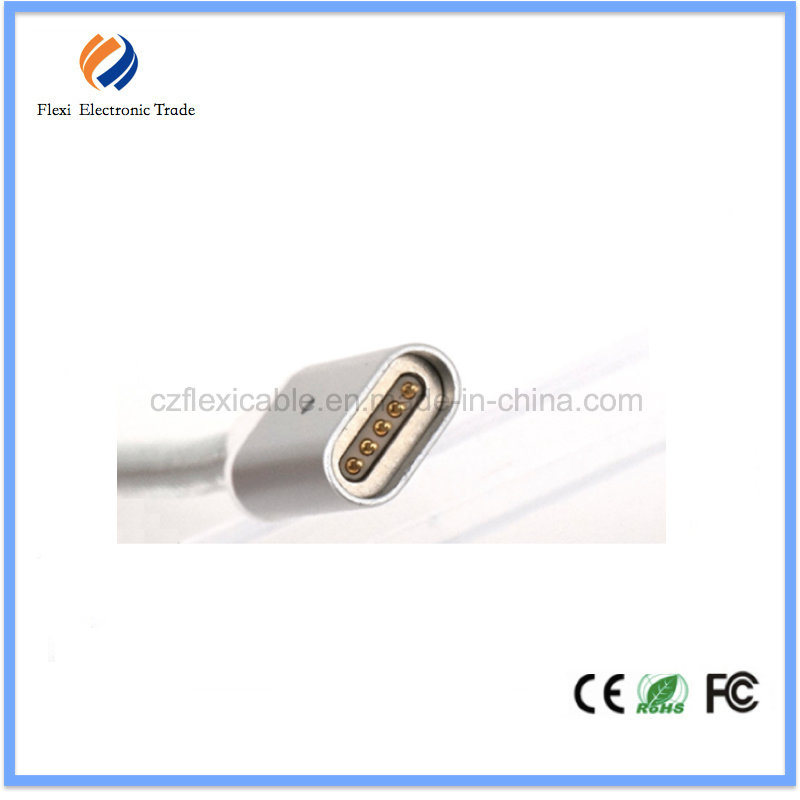 USB Type C Charger Cable Metal Magnetic Charging Cable for Samsung
