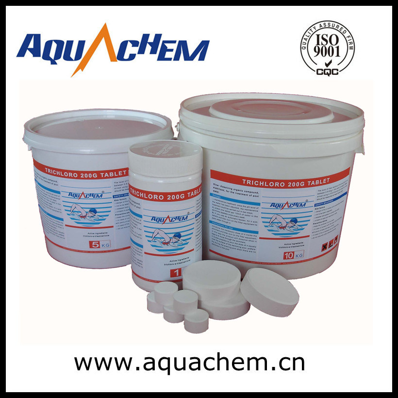 Symclosent Water Chlorine, Pool Treatment TCCA