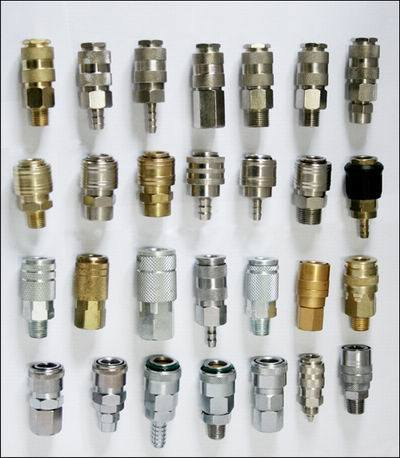 High Quality Steel Quick Connect Coupler