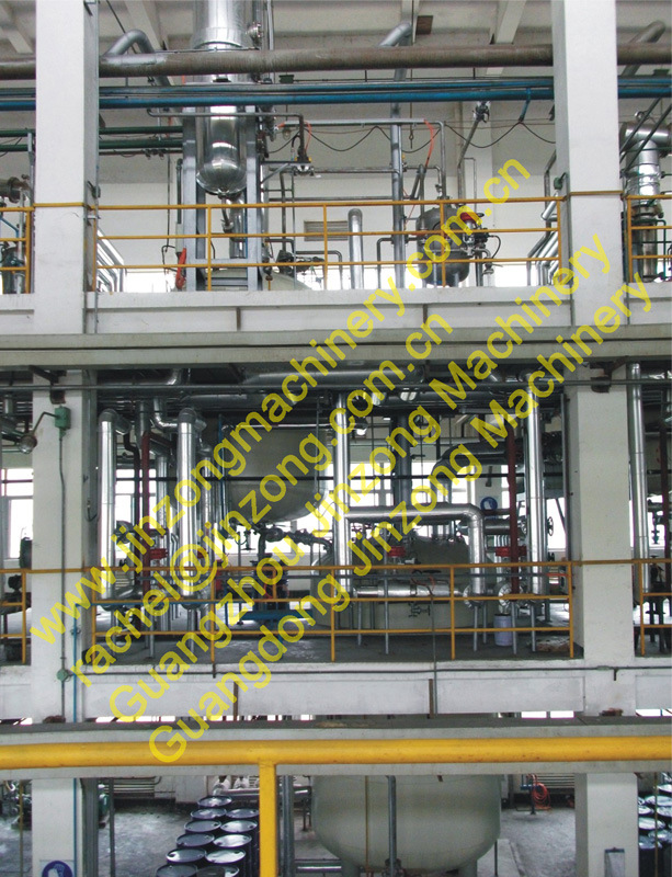 Guangzhou Jinzong Machinery 6kl Complete Alkyd Resin Plant Reactor