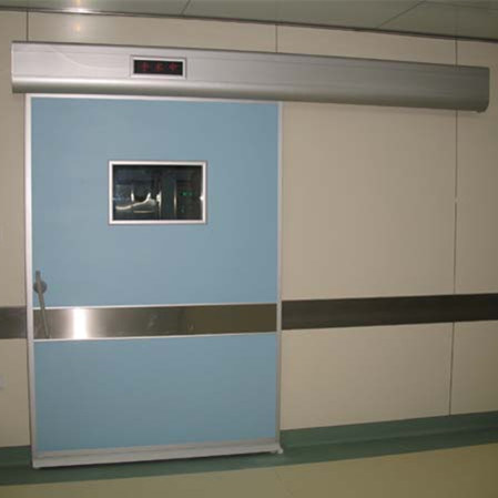 Hospital Automatic Door with Hermetic Function