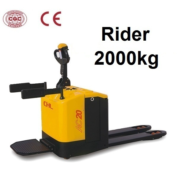 2 Ton Electric Pallet Truck with Curtis Controller (CBD20-470)