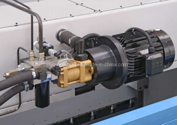 CNC Hydraulic Press Brake ---CE Certificated (HB-S)