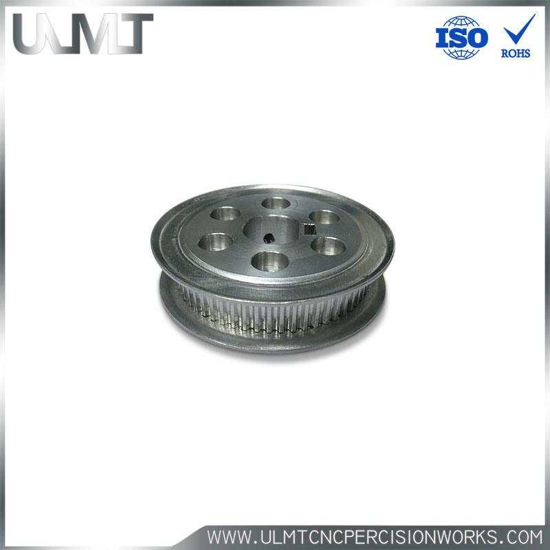 High Precision Customized Gear Wheel CNC Machining Drilling Milling