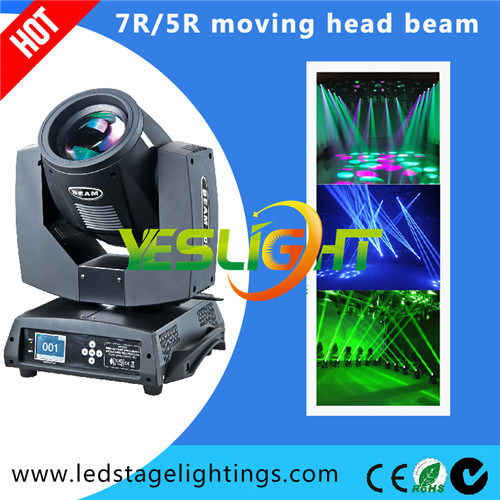 5r/7r Stage Lighting Moving Head