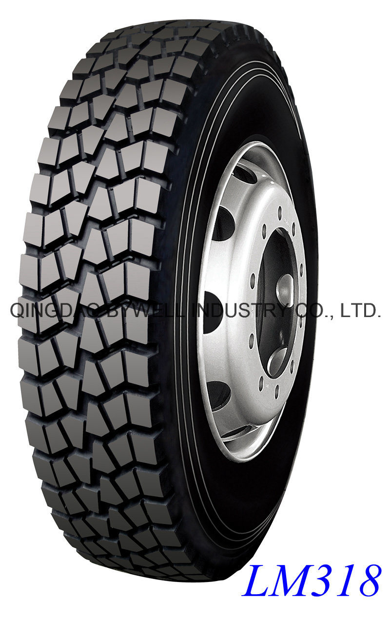 Oil Field Tires and Bad Road Conditions Steer Patterns Tire (13R22.5, 11R22.5, 12R22.5)