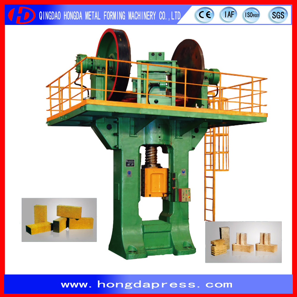Friction Screw Press Hot Forging