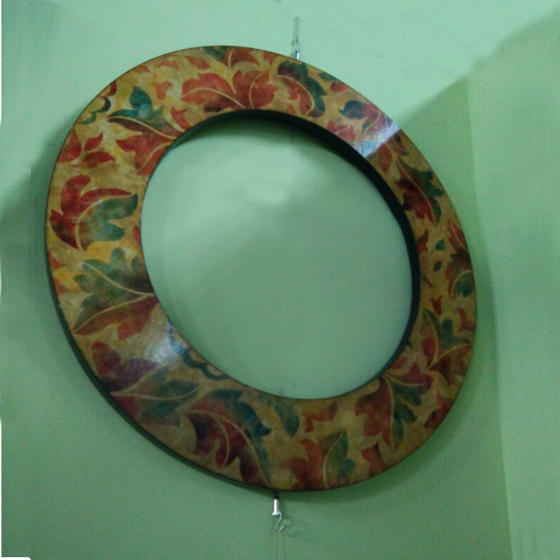 Classic Decorative Round Mirrors Home Decor (LH-000514)