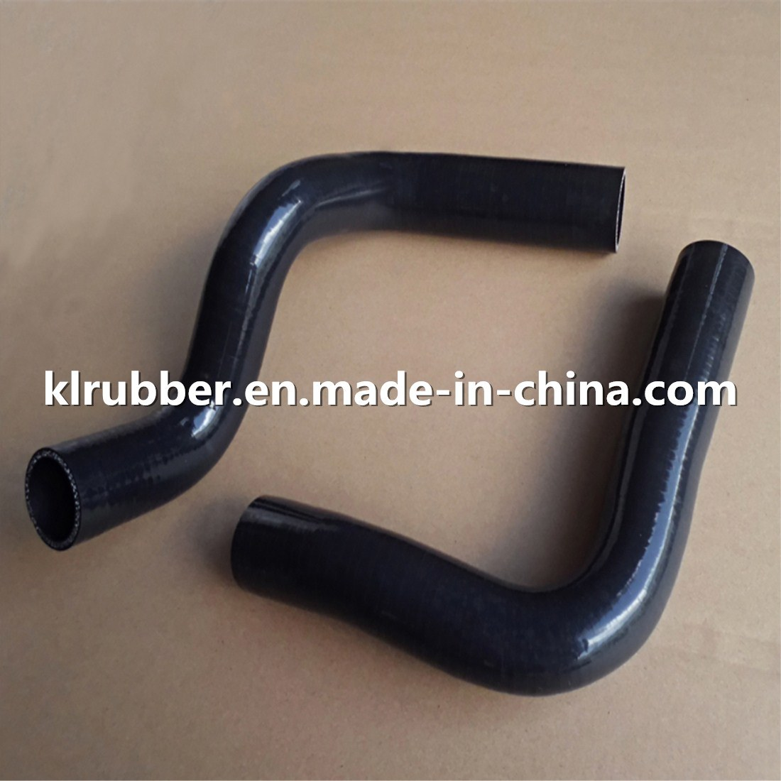 Custom Flexible Silicone Rubber Auto Turbo Radiator Hose