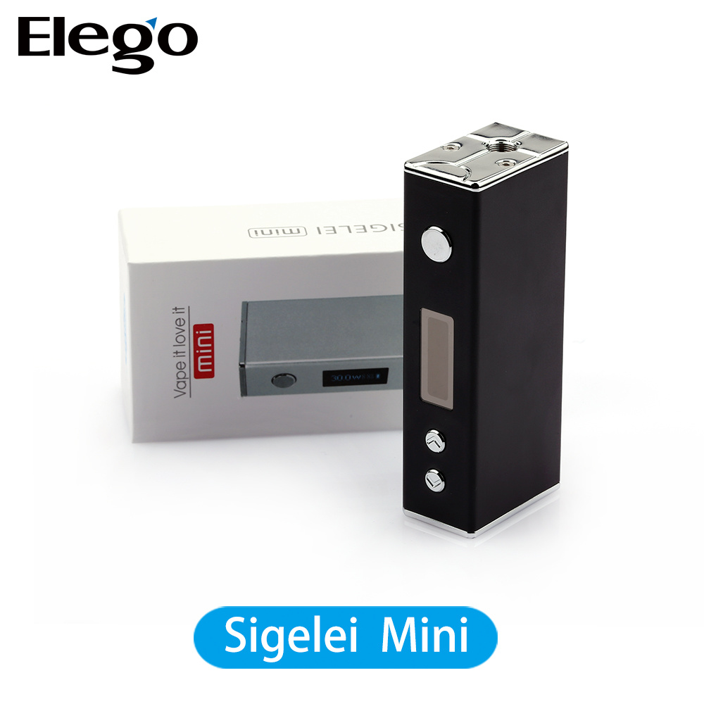 Originail E-Cigarette Sigelei Mini Mechanical Mod (30W)
