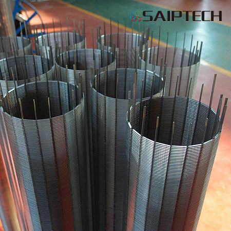 Johnson Screen and Wedge Wire Screen for Multiple Applications