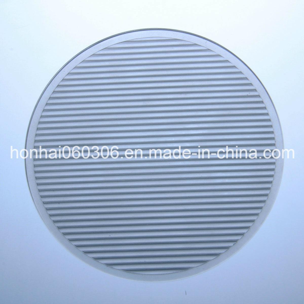 Molded Borosilicate Glass Fresnel Lenses
