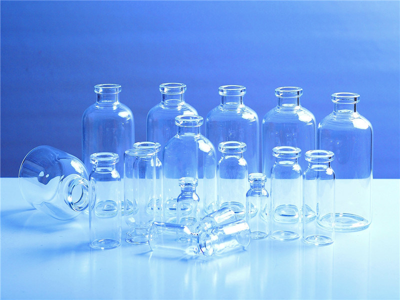 50ml Injection Glass Vial for Medical Use
