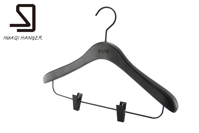 Luxury Wood Hanger for Us Market