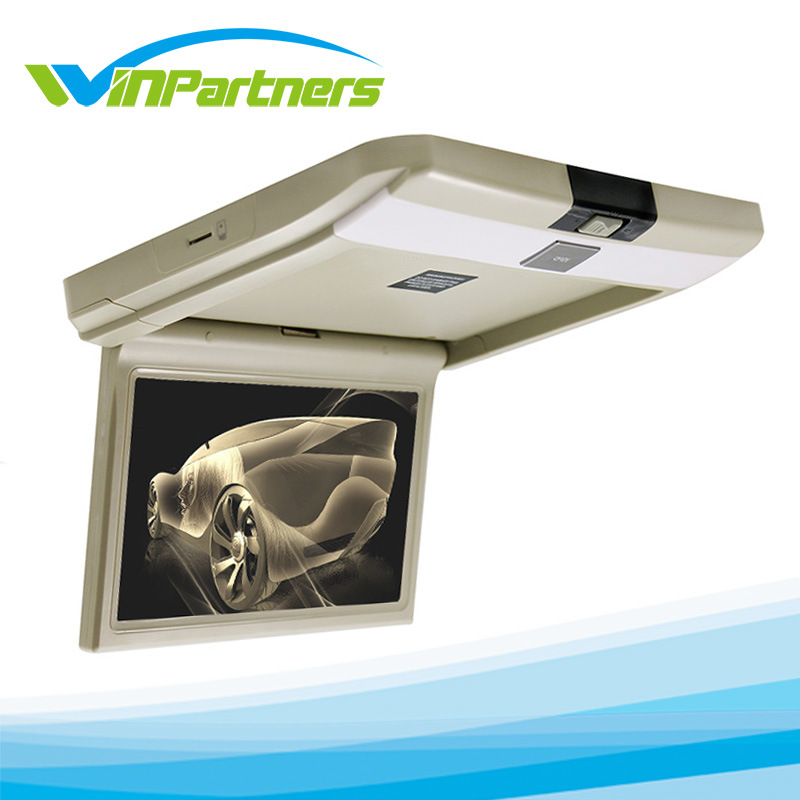 15.6inch Roofmout Monitor with USB Fuction, Full 1080P