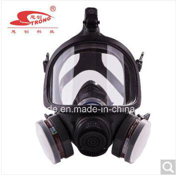 Full Face Respirator/Organic Gas Mask with Ce