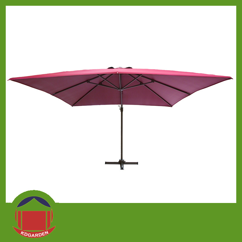 Hot Sale Garden Banana Umbrella/Garden Parasol