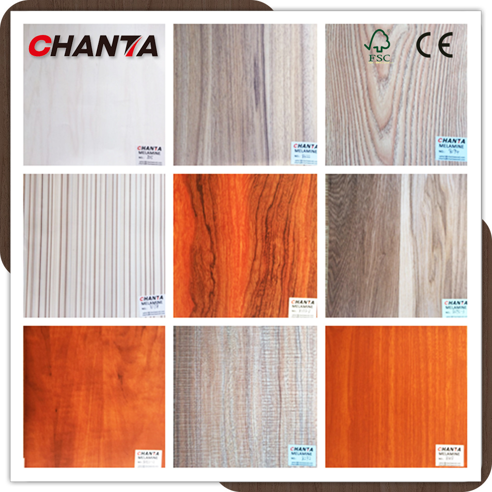 MDF Melamine with High Density