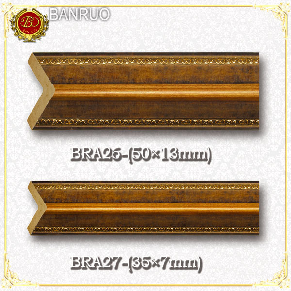 PS Moulding (BRA26-7, BRA27-7) for Home Decoration