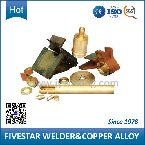 Spare Copper Welding Parts for Seam Welding Machine