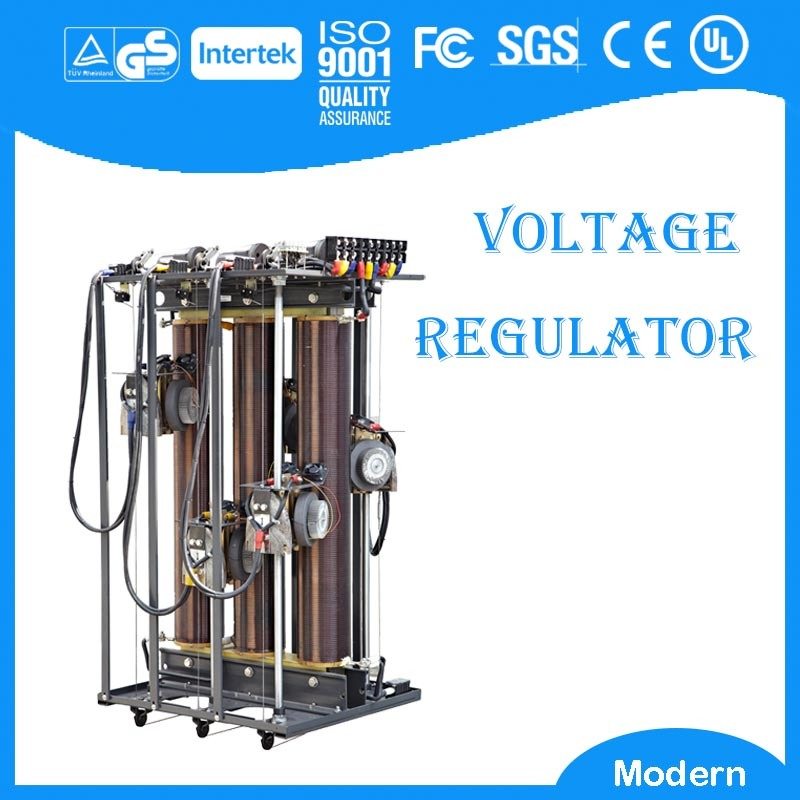 Three Phase Servo Motor Voltage Regulator