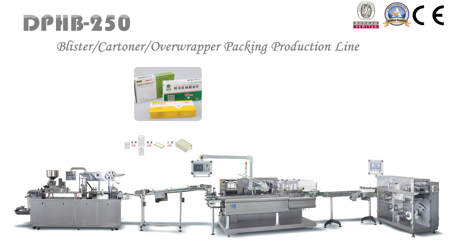 New Style Blister Packing Machine (DPHB-250)