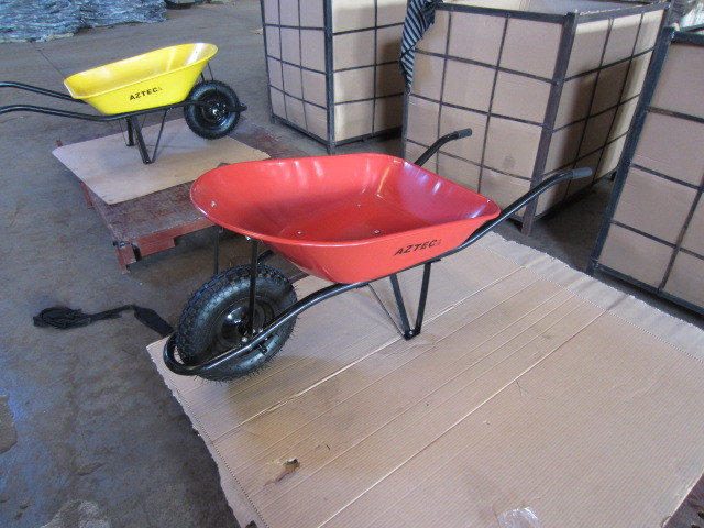 Qingdao Professional Manufacturer Tool Wheelbarrow