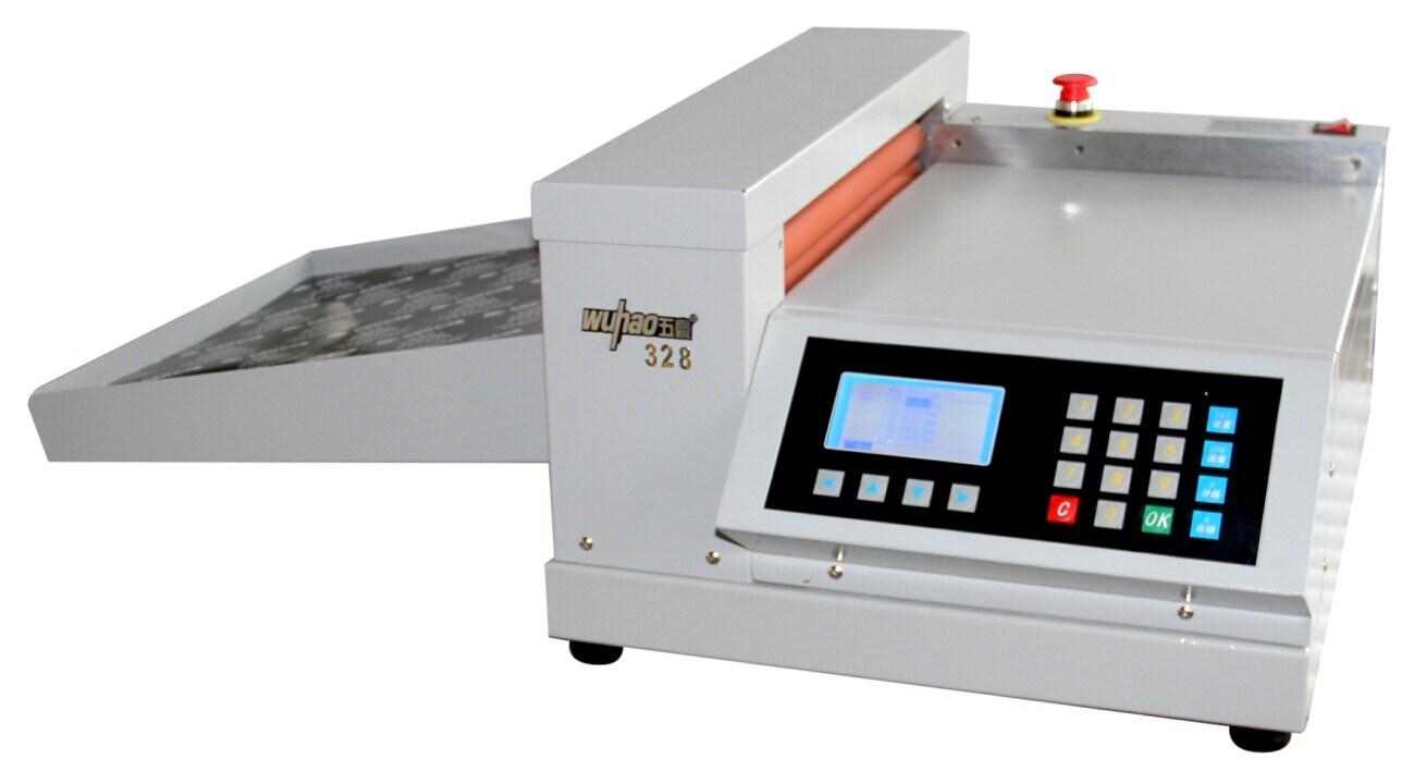 2014 Latest Digital Creasing Machine with Patent Technology (328)